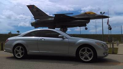 2007 Mercedes-Benz CL-Class EXOTIC COUPE V12  2007 MERCEDES-BENZ CL600 ~~~ TWIN TURBO V12 ~~~ WE SHIP WORLDWIDE ~~~ LIKE NEW