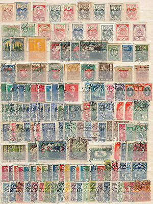 Collection Of Baltic States Early To Mid, Mounted Mint And Good Used