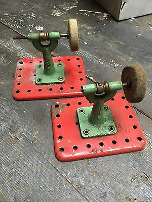 Live Steam Mamod Polisher Model Workshop Accessories- Spares Or Repairs