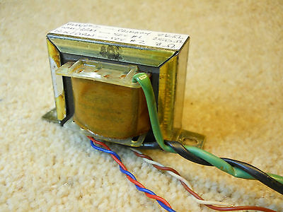 Single ended valve output transformer, used, checked...