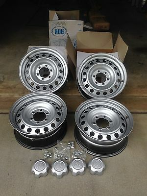 "Toyota Hilux Used New 17"" X 7 1/2""  Wheels Rims Nuts"
