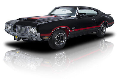 1970 Oldsmobile 442  Documented Numbers Matching Body Off Restored 442 W-30 455 V8 4 Speed