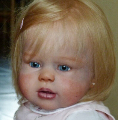 """New Reborn Toddler Doll Kit Peggy By Regina Swialkowski @28""""@Body Included"""