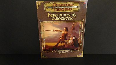 ADVANCED Dungeons & Dragons 3.5 ED Hero Builder's Guide