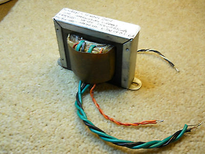 Mains transformer for Valve circuits, used, checked & meggered