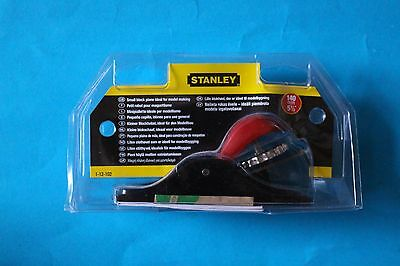 """Stanley small Block plane - 140mm (5 1/2"""") - Brand new in packaging - RRP $69.95"""