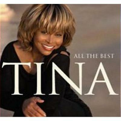 Tina Turner Tina All The Best 2 Cd New