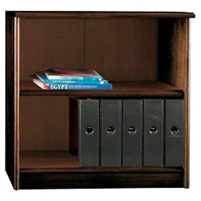 Office Depot Brand Solid Wood 2-Shelf Bookcases – New In Box