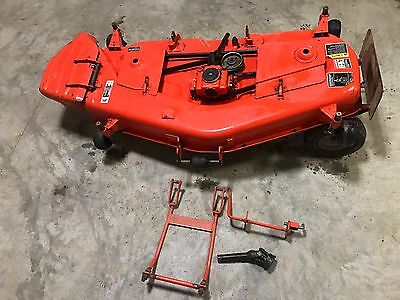 "Kubota BX2200 RCK54 54"" Complete Mower Deck Assembly"