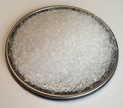 5 Pounds of Industry Standard 2-5 mm White Beaded Silica Gel Dessicant and De...
