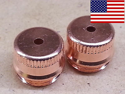 2 x 9-8238 Torch Shield Cap 50-60A for Thermal Dynamics SL60-100 *US FAST SHIP