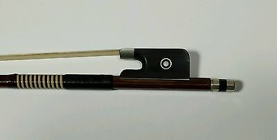"Old Violin Bow Bausch Germany stamped 29""1/2"
