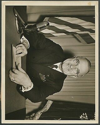 HARRY S. TRUMAN (1884-1972) WAS 33rd PRESIDENT OF UNITED STATES 4/12/1945 #Ph232