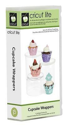 Cricut *cupcake Wrappers* Cartridge *birthday Party Baby Shower Wedding...* New