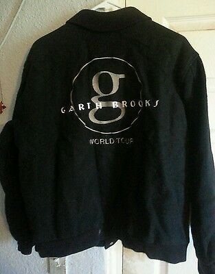 Garth Brooks World Tour Jacket size large