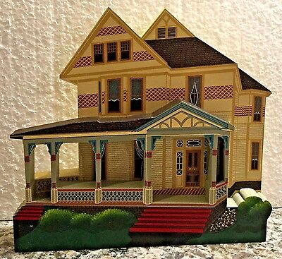 Shelia's Collectible Houses HANDFORD TERRY HOUSE BATESVILLE, ARKANSAS  1996
