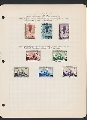 OPC Belgium Bobs & Better Collection Mint & Used