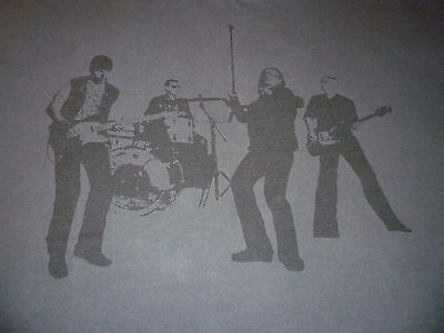 U2 Tour Shirt ( Used Size 2XL ) Nice Condition!!!