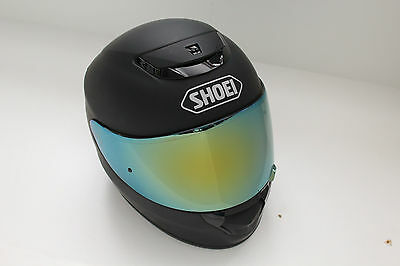 Genuine Shoei CW-1 Blue Iridium Visor X-TWELVE X-12 XR1100 TZ-X PINLOCK READY