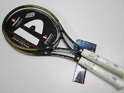 **new Old Stock** Donnay X-Dual Gold 99 Racquet (4 3/8) Free Stringing!!