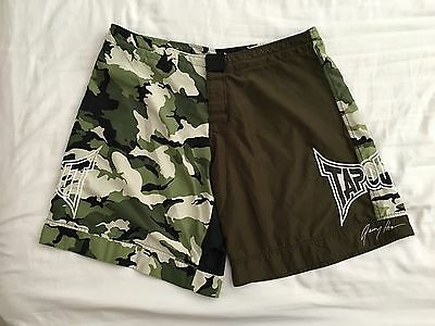 Jeremy Horn Signature Edition Tapout shorts