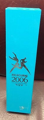 2006 Melbourne Commonwealth Games Rugby 7's Baton (Blue)