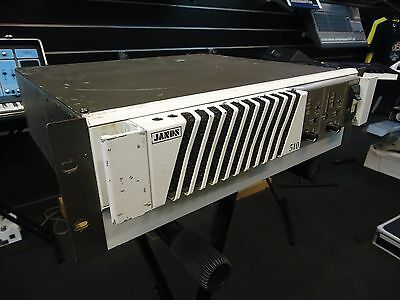 Jands 510 250W Power Amplifier Stage/live/pa/band Amp Bmi/x Series 2 Channel