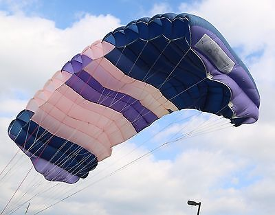 Performance Designs PD 170 - 9 cell skydiving parachute canopy - CRW lineset
