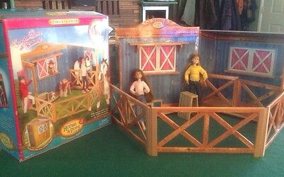 Only Hearts Club Stable & Tack Room plus Dolls