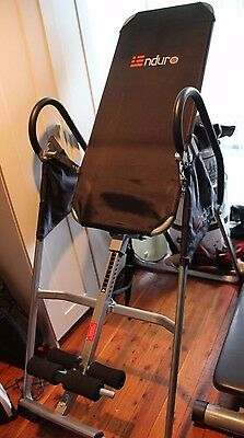 ENDURO inversion table - Hornsby, Sydney - spinal rehabilitation - spine injury