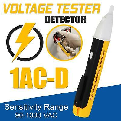 Voltage Tester 90-1000V Detector Pen AC Non-Contact Electric Volt Alert Sensor