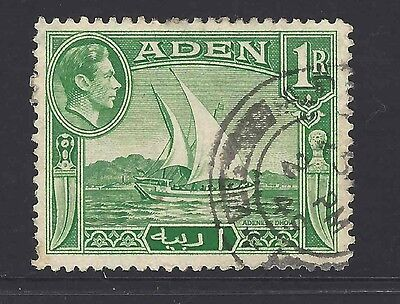 1939 Aden Kgvi 1R Green Used