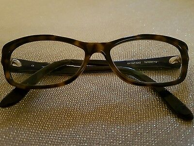 Oakley optical glasses, tortise shell, Excellent condition.
