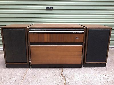 HMV Spectre 80 stereo radio/record player