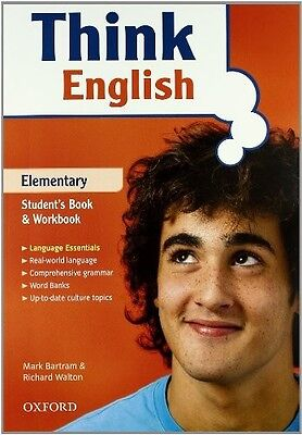 9780194308663 Think English. Elementary. Student's Book-Workbook-Culture Book. C