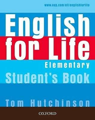 9780194331111 English For Life. Elementary. Ital Comp-Student's Book-Workbook. W