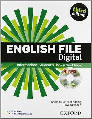 9780194519953 English File Digital. Intermediate. Entry Checker-Student's Book-W