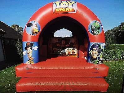 For Sale Toy Story Commercial Bouncy Castle 12X15