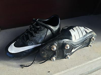 Nike Mercurial Vapour Football Boots UK 5 Soft Ground