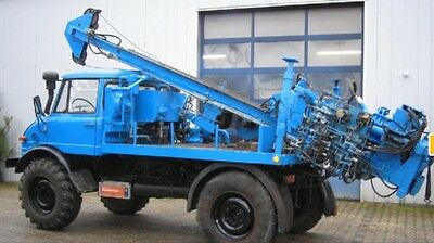 Borehole Water Well Drilling Rig Machine Business Bargain Cheep Export