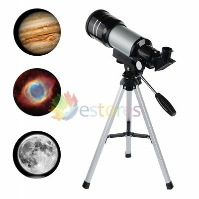 Phoenix 70x300mm 150x HD High Resolution Astronomical Monocular Telescope