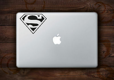 "Superman Sticker Decal Vinyl for Apple Macbook Air/Pro 11"" 12"" 13"" 15"" inch"