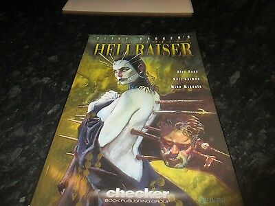 Clive Barker Hellraiser  Collected Best Neil Gaiman Mike Mignola Paperback
