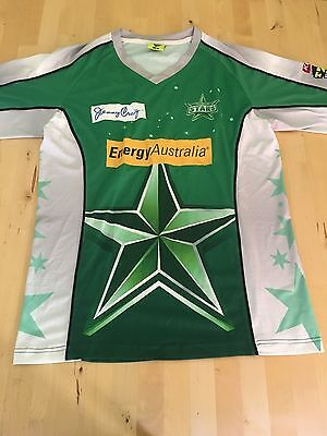 Melbourne Stars 2011 Playing Top