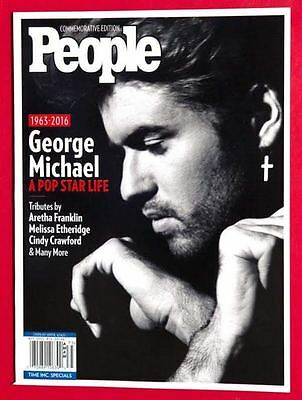 Special Tribute George Michael People Special Magazine 1963-2016 NEW