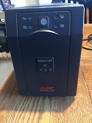 APC Smart-UPS (620 VA) - Line interactive - Tower (SC620I) UPS