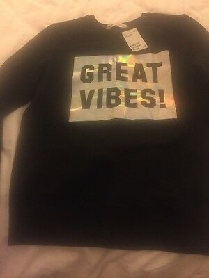 H&M Great Vibes Top