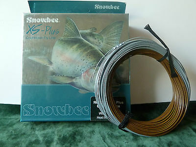 Snowbee Countdown 3 Fly Line (Wf5,6,7,8)