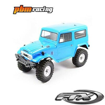 FTX Outback RTR 1/10th Scale RC Electric Scale Crawler Truck / T40 Body FTX5565