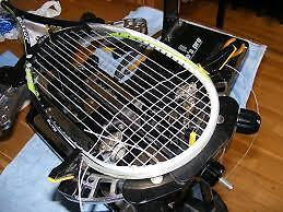 squash Racket Racquet Restringing / stringing Any Make other strings avalible